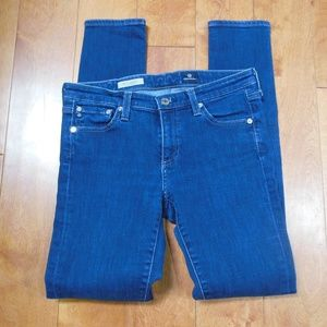 AG Adriano Goldschmied The Legging Jeans size 28R